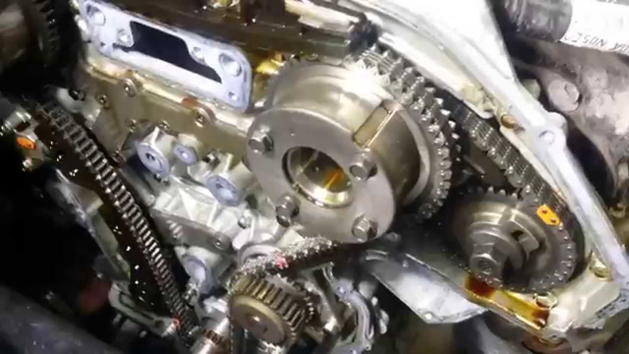 Nissan Timing Chain Replacement Service Downey, CA
