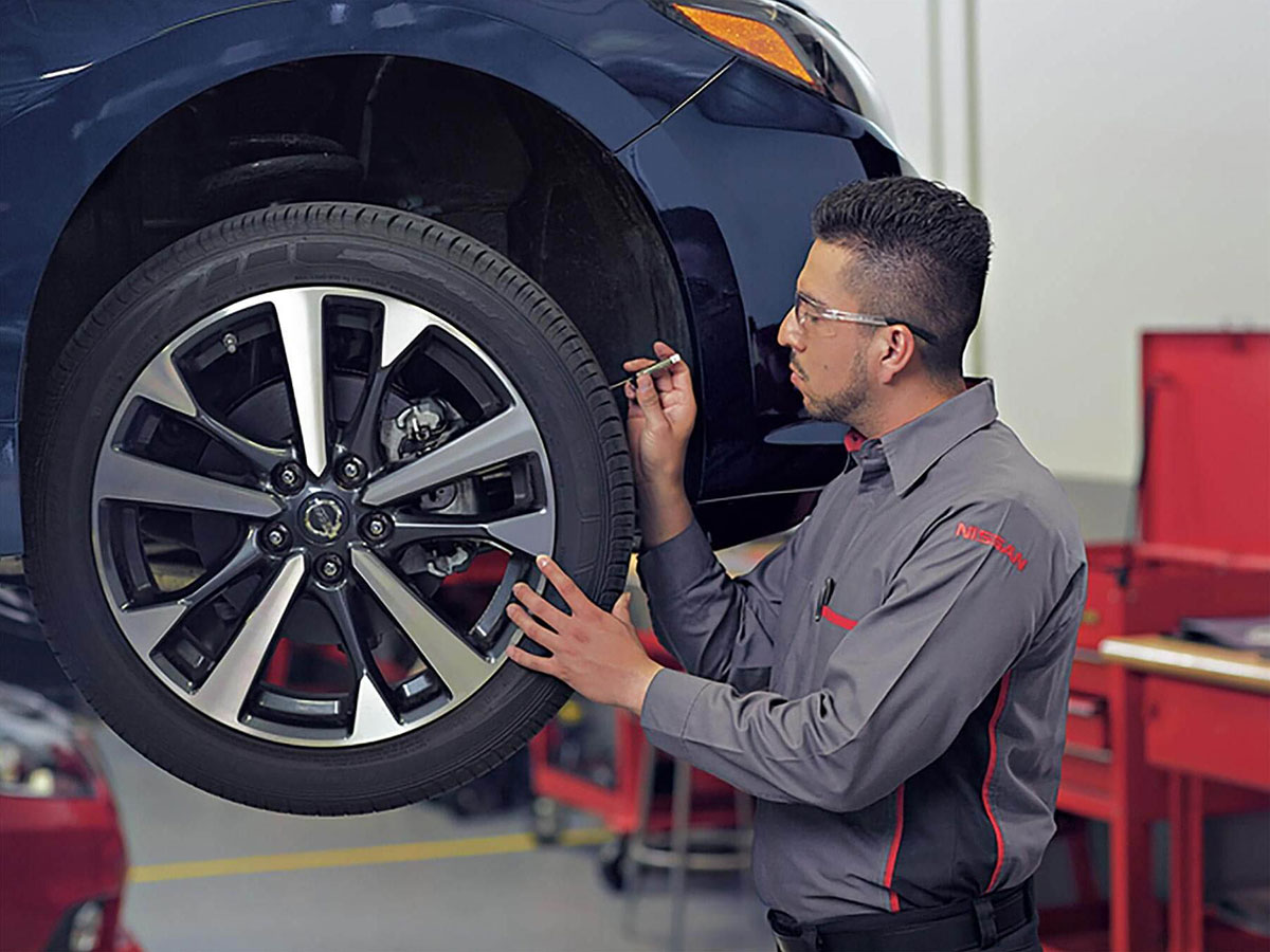 Tire Inspection & Tread Depth