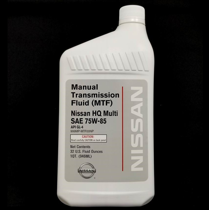 Nissan Manual Transmission Fluid Exchange Service Tustin California