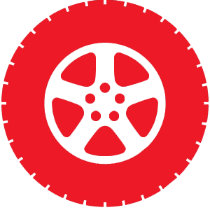Toyota Tire Icon | New Orleans