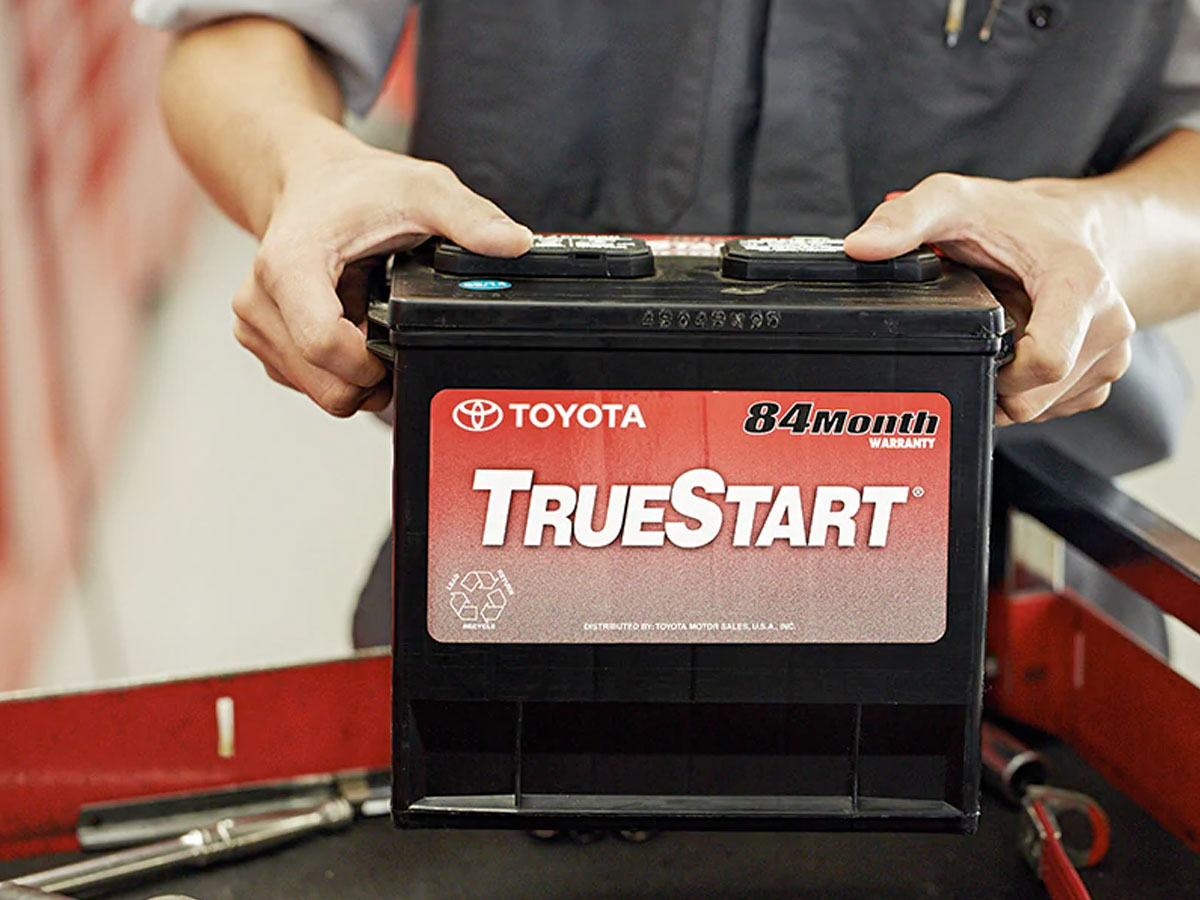 Toyota Battery Testing Service St. Louis