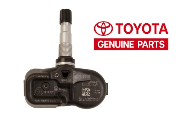 Toyota Tire Pressure Check & Monitoring System Inspection Service St. Louis
