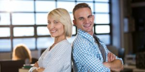 Discovering the differences between managing remote male and female workers.