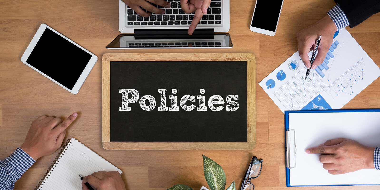 10 corporate policies to end in the new year