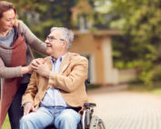 Caregiver facing caregiver discrimination