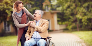 Caregiver facing caregiver discrimination
