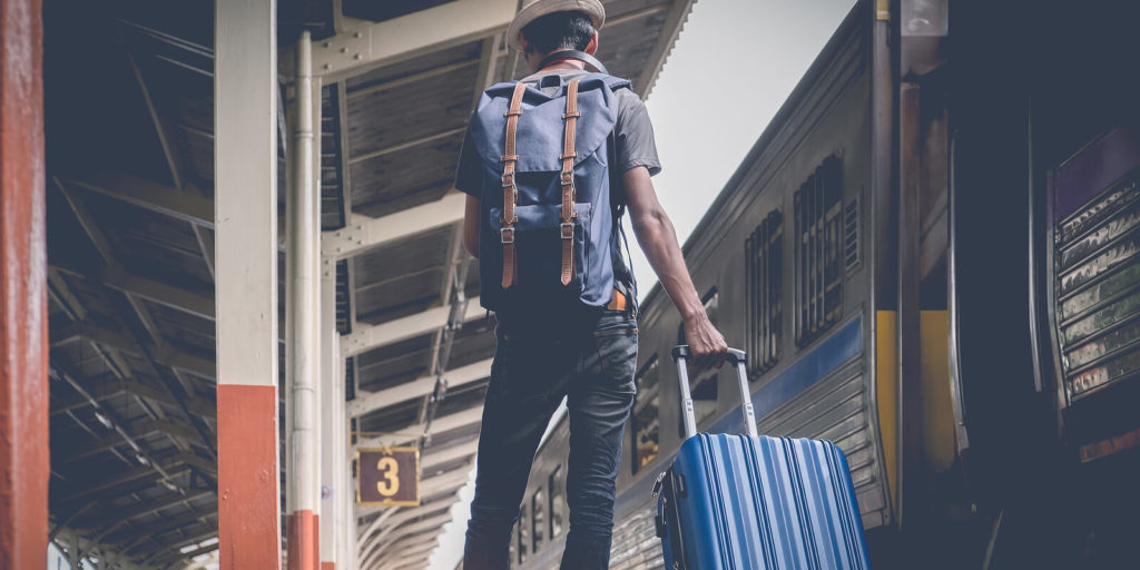Travel, one of the ways to keep employees happy.