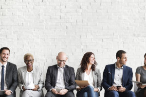 Employer recruiting top talent
