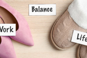 Trying to encourage work-life balance