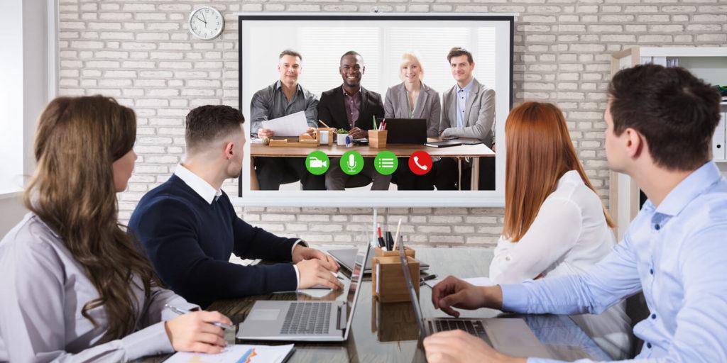 Effective telework with dispersed teams