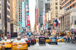 New Yorkers with better work-life balance