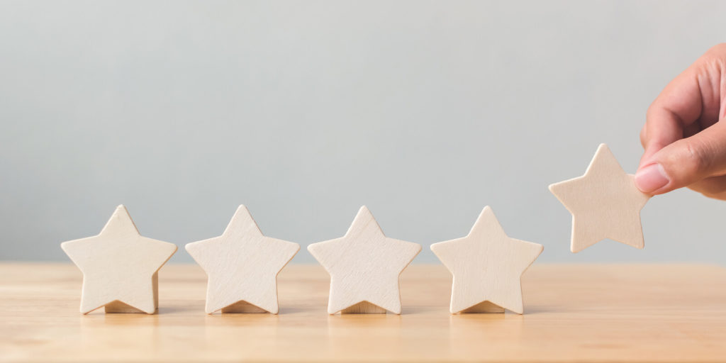 Five stars, for Appirio, a great flexible employer