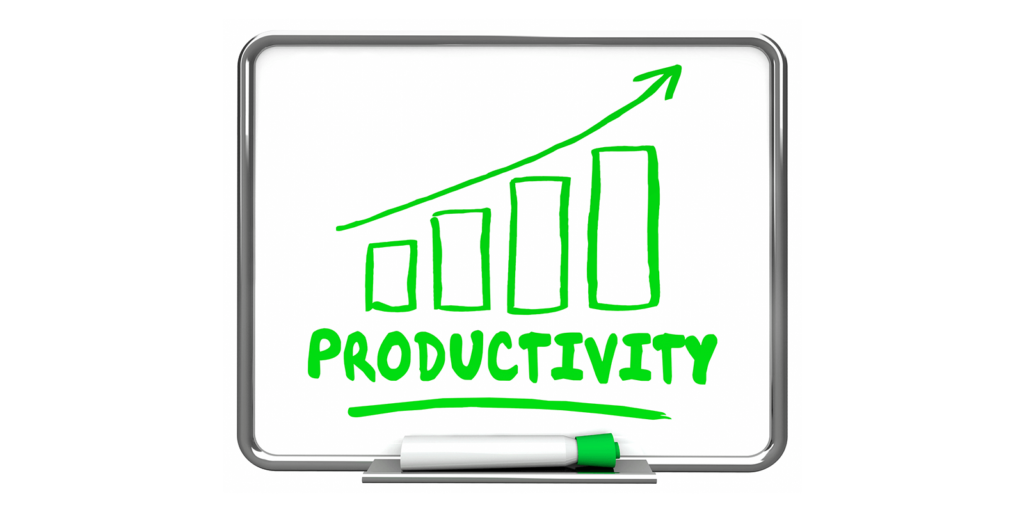 Remote workers happier and more productive.