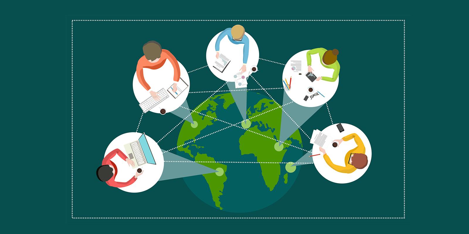 Remote Team Communication: Handling 9 Common Scenarios   FlexJobs