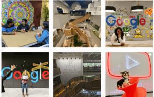 google instagram grid