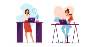 How Companies Can Successfully Transition to a Blended Work Environment