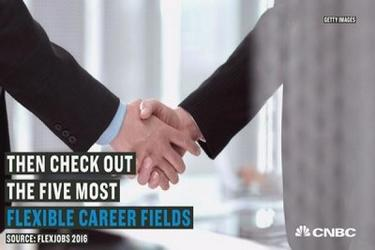 The 5 Most Flexible Career Fields