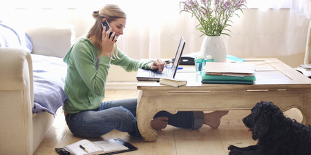 Job Seekers Say Telecommuting Is Most Desired Form of Flexible Work