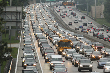 Sick of Weekday Traffic? Try Telecommuting