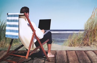 6 Sites That Help You Work From Anywhere in the World