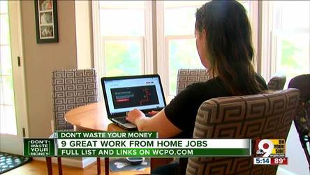 9 Companies Offering Great Work-From-Home Jobs