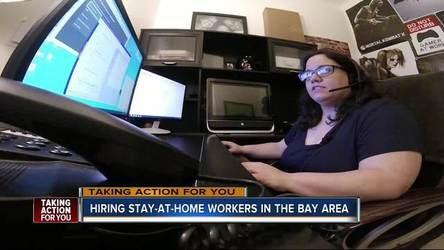 Multiple Tampa Bay Area Companies Seeking Workers Willing to Work from Home