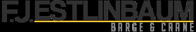 FJ Estlinbaum Barge & Crane