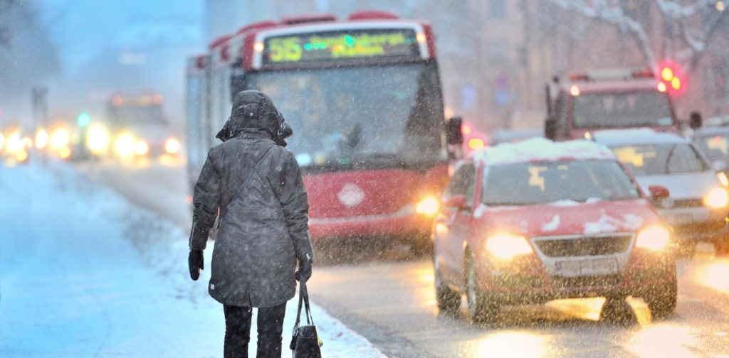 Why employers should warm up to telecommuting in winter