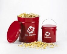 Is your favorite workday snack popcorn?