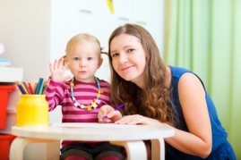 Sittercity offers an easier way to find babysitters