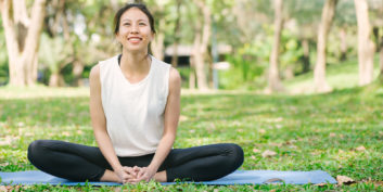 Woman who knows how to support work flexibility