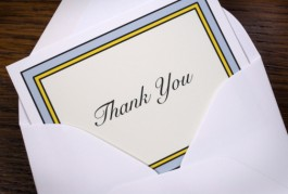 How to Send a Thank You Note After a Job Interview