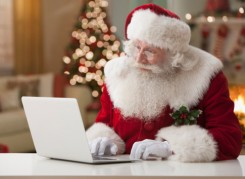 Resume Tips for Temporary Workers like Santa