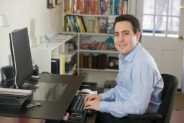 Men More Likely to Work from Home than Women