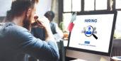 Job seeker trying to break through online job application systems