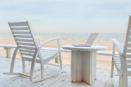 3 Summer Home Office Alternatives, and more!