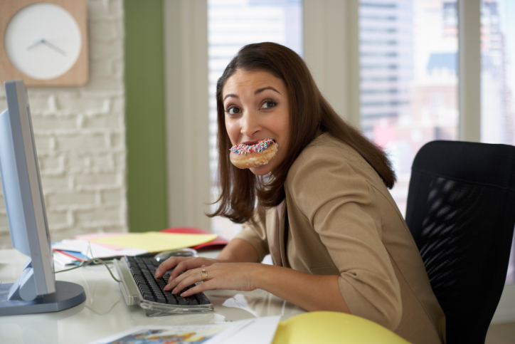 5 Tips for Healthy Eating When You Work from Home