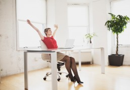 5 Health Benefits of Flexible Jobs