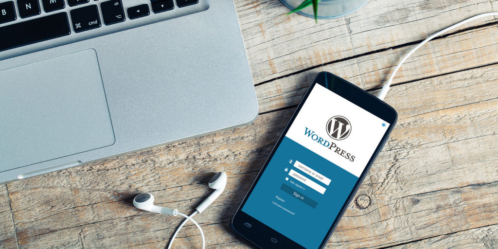 Wordpress, a way to create a website for your freelance business