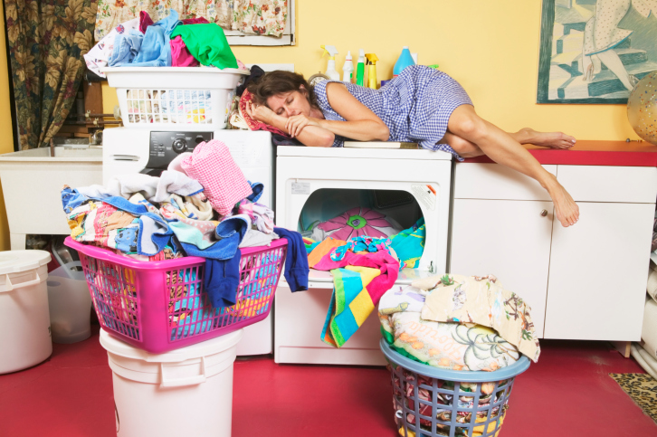 sleeplaundry
