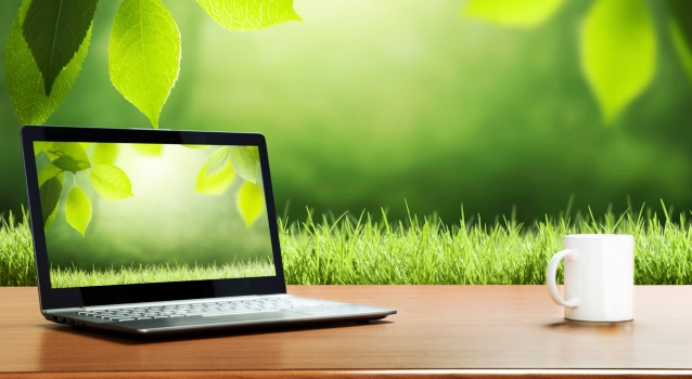 8 Resources to Go Green at Work