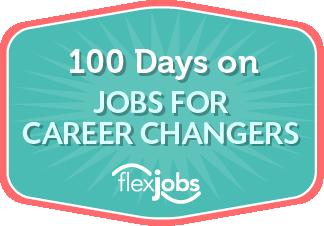 100 days on jobs for career changers MED
