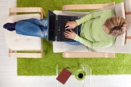 Vast Majority of Companies Offer Telecommuting