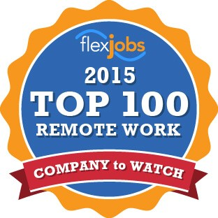 100 Top Companies with Remote Jobs in 2015
