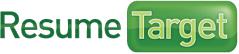 resume target logo