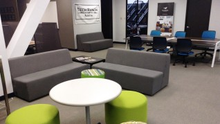 Try Out a Coworking Office in Austin, Texas with Tech Ranch