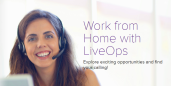 Webinar Learn About Work-from-Home Opportunities with LiveOps!