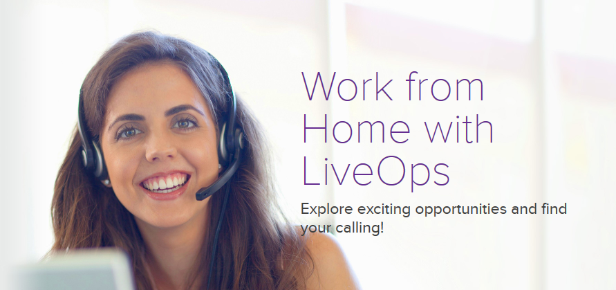 amazon job openings work from home liveops jobs with remote part time or freelance options 1622
