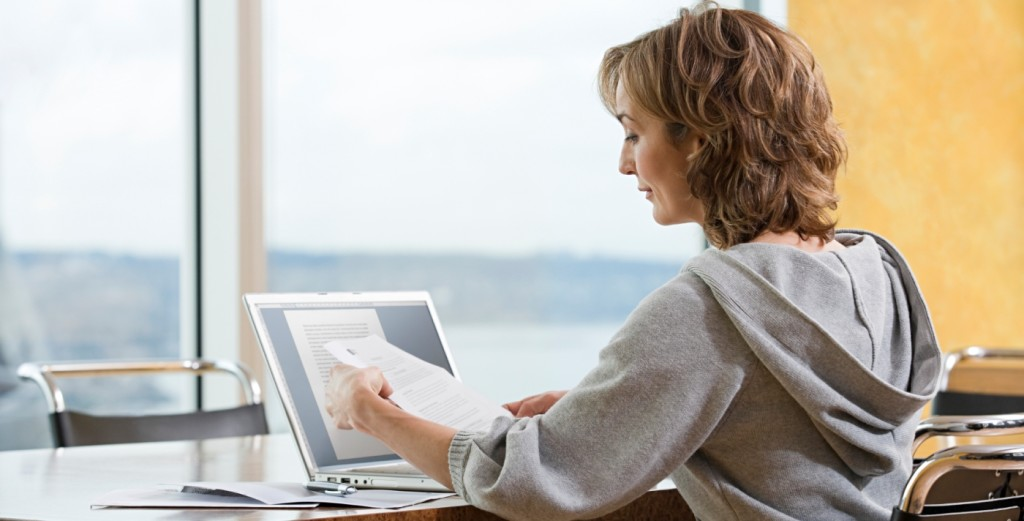 Developing skills you need to work from home