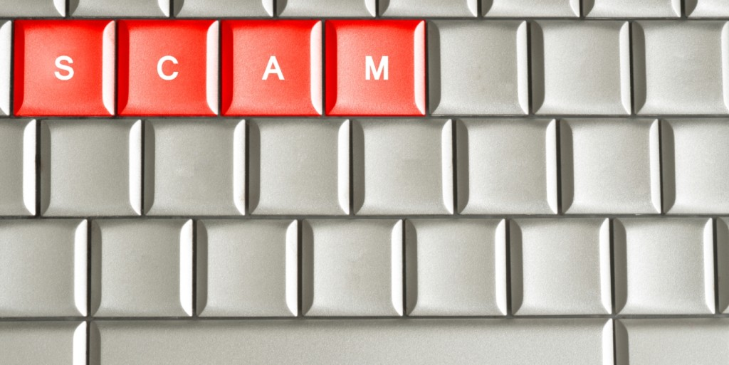 How to avoid being scammed by a job